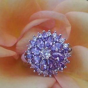 Jewelry - 925 TANZANITE RING NWT